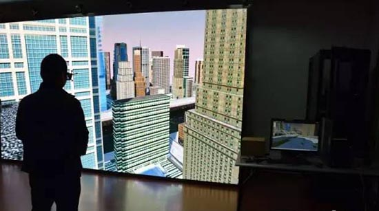 P3多维数字规划设计实验教学LED龙8国际娱乐网页版
